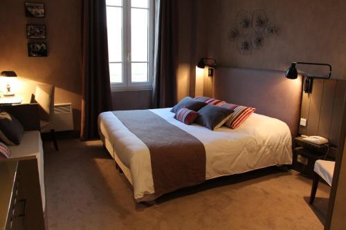 Hotellerie du Lac : Hotel near Falga