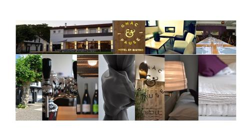 Gnàc E Pause - Hotel Bistro : Hotel near Port-de-Lanne