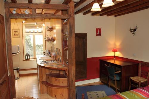 Chez Christophe : Apartment near Lompret