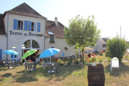 Terre de Brenne : Hotel near Saint-Genou