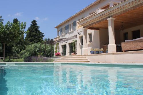 Location Vacances Gillardin : Apartment near Maussane-les-Alpilles