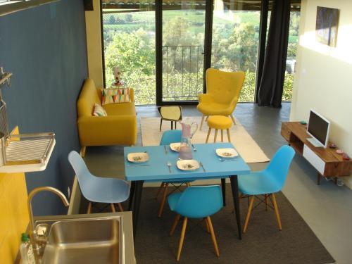 Bel Appart Style Vintage Vue Mer : Apartment near La Londe-les-Maures