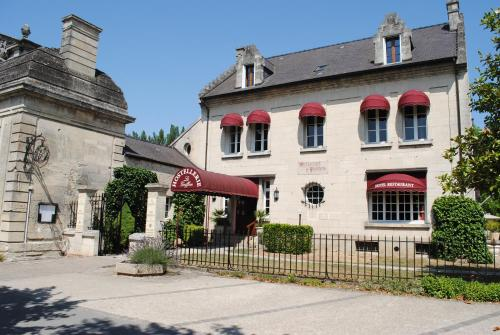 Hostellerie Le Griffon : Hotel near Sinceny