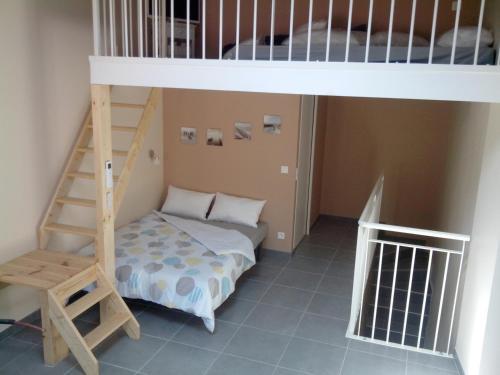 Residence de la Paix : Apartment near Saint-André