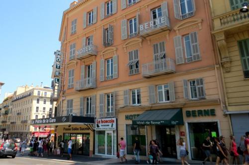 Hotel de Berne : Hotel near Nice