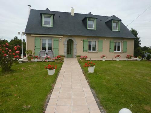 Chambre D'Hote : Bed and Breakfast near Baguer-Morvan