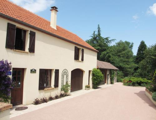 Le Crot Pansard : Bed and Breakfast near Saint-Vérain
