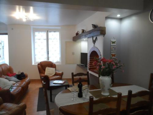 Erminy House : Guest accommodation near Brenac