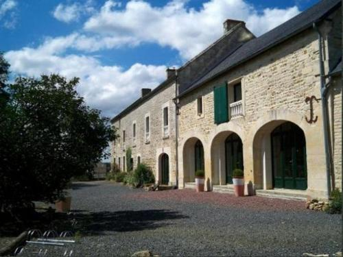 La Mare aux 3 Diables : Guest accommodation near Ouilly-le-Tesson