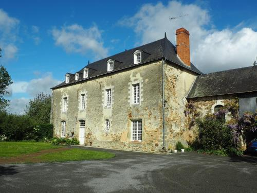 Les Grands-Aulnais : Bed and Breakfast near Mondevert
