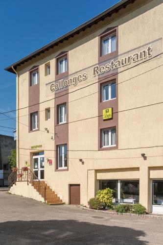 Hotel Le Collonges : Hotel near Limonest