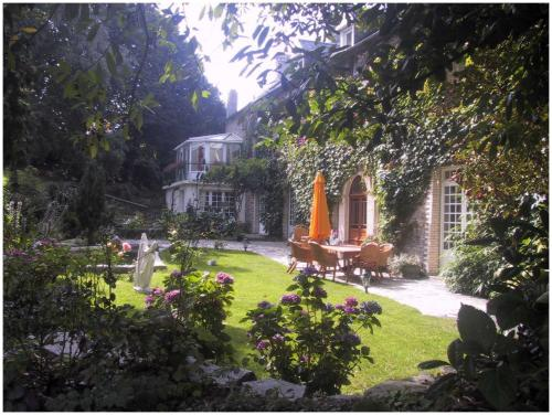 B&B Le Relais Du Mont Chauve : Bed and Breakfast near Dampierre