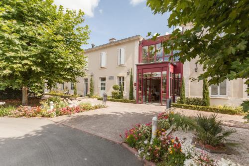 Domaine du Pont de l'Eyre : Hotel near Marcheprime
