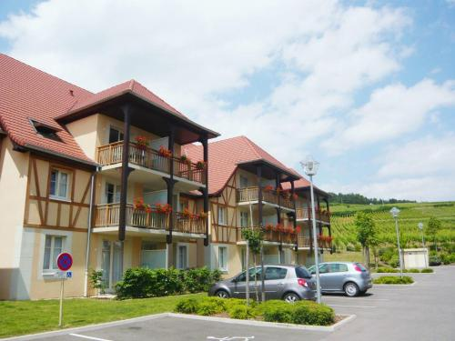 Résidence Odalys Le Domaine des Rois : Guest accommodation near Orschwiller