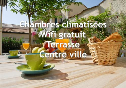 Citotel Hotel Cheval Blanc : Hotel near Coulonges
