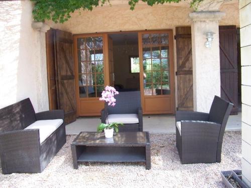 Le Domaine : Apartment near Lorgues