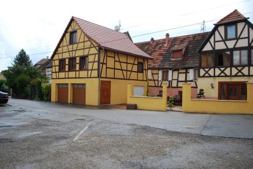 Haeffelin : Guest accommodation near Wintzenheim