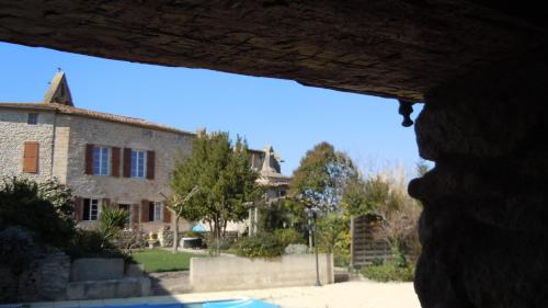 Le Couvent : Guest accommodation near Alairac