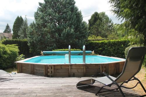 La Grangerie : Guest accommodation near Saint-Pierre-Aigle