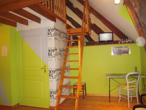 La Touche Thebault : Bed and Breakfast near La Chapelle-Thouarault