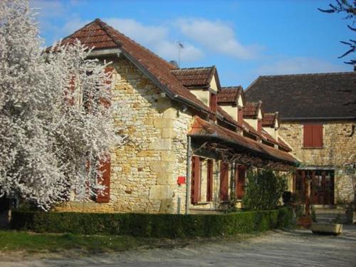 Chambres d'Hôtes et Gîte Chastrusse : Guest accommodation near Lamothe-Fénelon