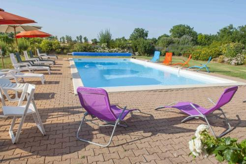 Domaine Du Bossu : Guest accommodation near Laussou