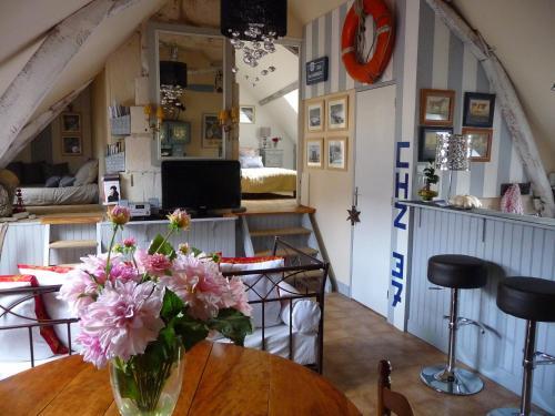 Escale de Loire Gîte : Guest accommodation near Savigny-en-Véron