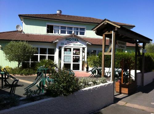 Fasthotel La Roche-sur-Yon : Hotel near La Roche-sur-Yon
