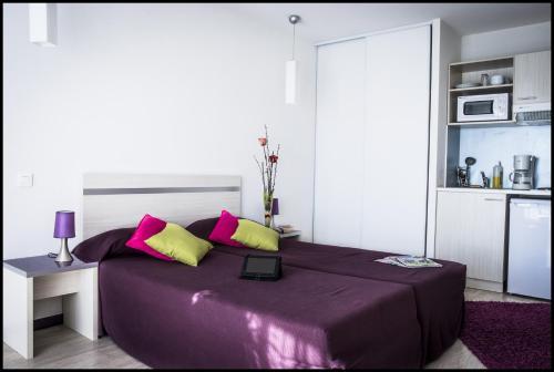 Appart'hôtel - Résidence la Closeraie : Guest accommodation near Adé