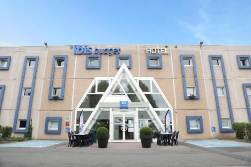 ibis budget Lille Villeneuve D'Ascq : Hotel near Wattrelos