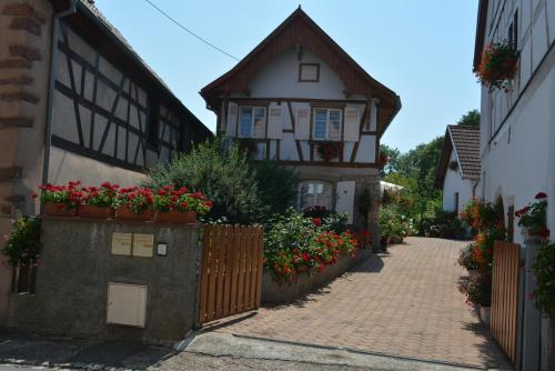 Location Alice : Guest accommodation near Mollkirch