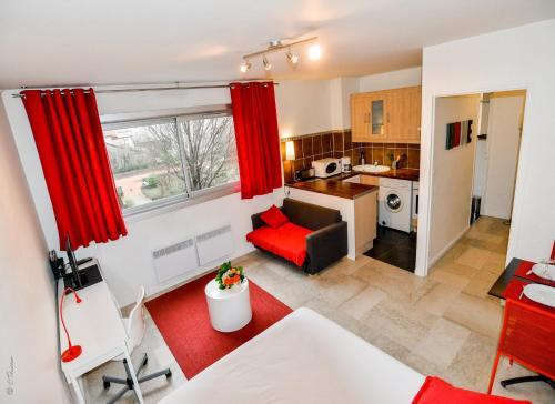 Studio Part Dieu Bellecombe : Apartment near Villeurbanne