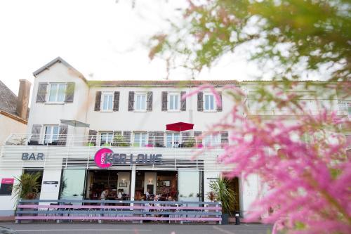 Le Ker Louis : Hotel near Saint-Gilles-Croix-de-Vie