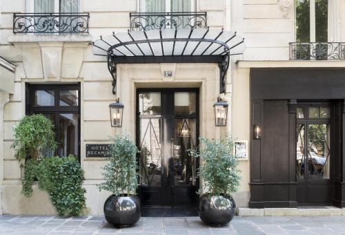 Hôtel Recamier : Hotel near Paris 6e Arrondissement
