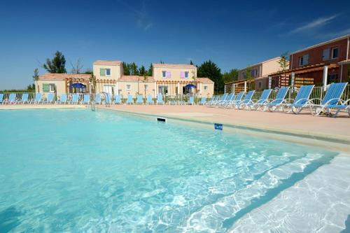 Résidence Odalys Le Mas des Alpilles : Guest accommodation near Paradou