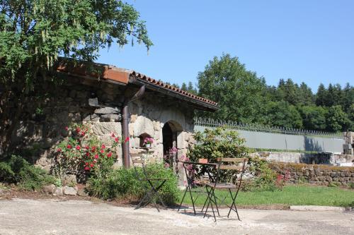 Gite Le Cantou : Guest accommodation near Roche-en-Régnier