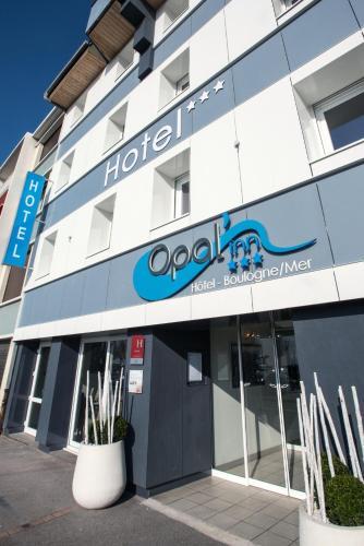 Opal'Inn : Hotel near Boulogne-sur-Mer