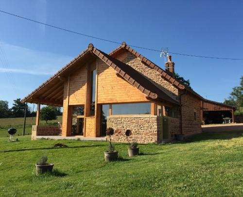 Les Perruchons : Guest accommodation near Saint-Racho