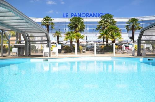 Westotel Nantes Atlantique : Hotel near Orvault