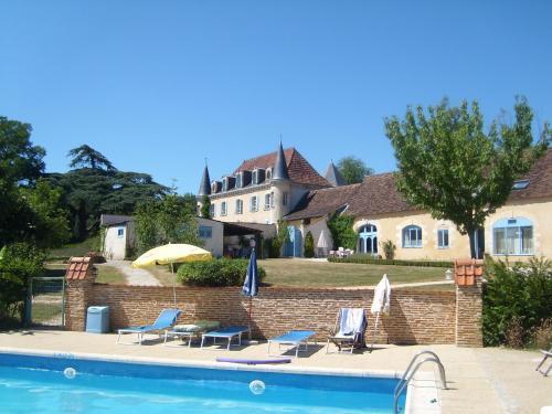 Corail : Apartment near Saint-Julien-de-Crempse