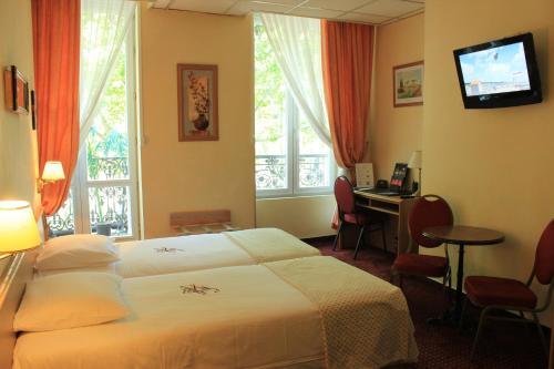 Hôtel Foch : Hotel near Lyon 6e Arrondissement