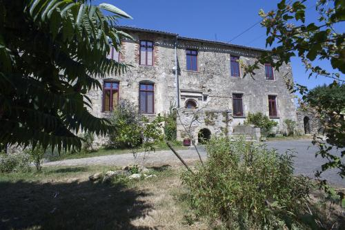 Logis de Riparfonds : Bed and Breakfast near Boismé