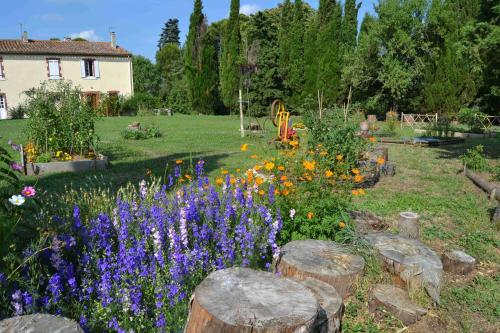 Domaine de Buscail : Guest accommodation near Brézilhac