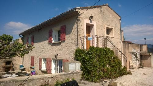 Gite Nyons : Apartment near Vinsobres