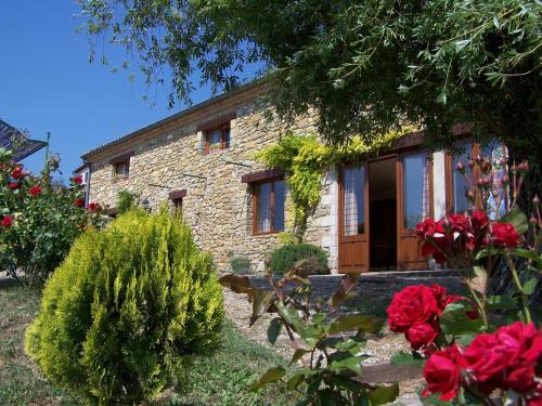 Chambre d'Hôtes Les Junchas : Bed and Breakfast near Rochefourchat
