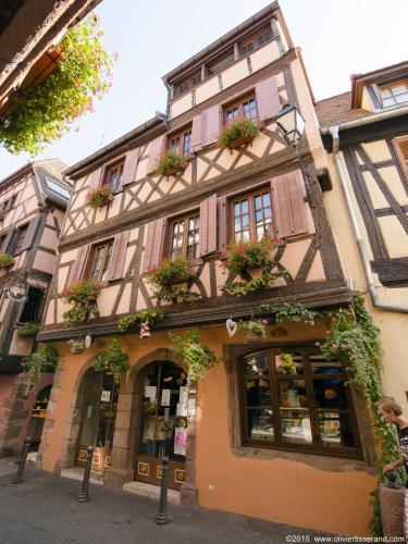 Gîte Au Coeur De Ribeauvillé : Guest accommodation near Thannenkirch