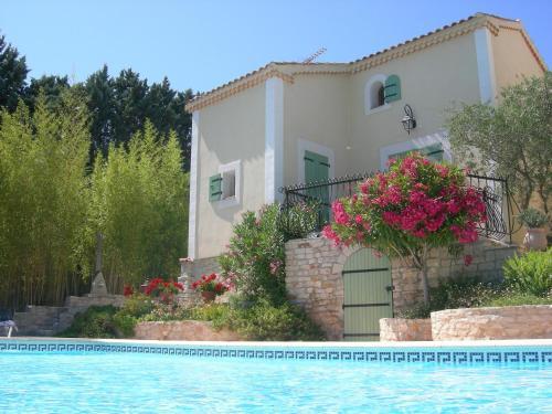 Les Oliviers : Guest accommodation near Roquefort-la-Bédoule