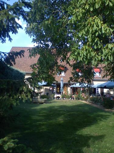 Le Relais de la Sans Fond : Hotel near Saulon-la-Chapelle