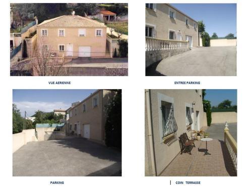 Pied à Terre Marseille 11° : Apartment near Allauch