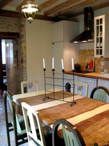 La Ferme de Montmartre : Guest accommodation near Montarlot